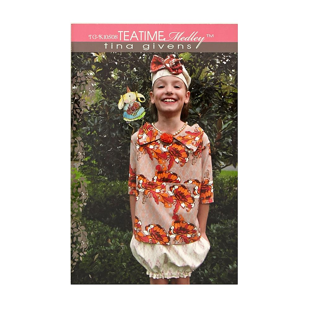 Tina Givens Tea Time Medley Pattern