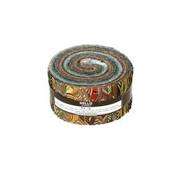 "Robert Kaufman 2.5"" Lavish Roll Up"