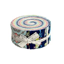 "Moda Manderley 2.5"" Jelly Roll"