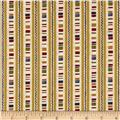 My Farmhouse Kitchen Decorative Stripe Cream/Multi