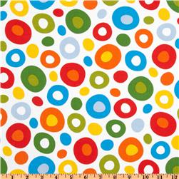 Celebrate Seuss Dot White/Multi