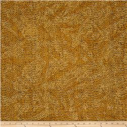 Timeless Treasures Batik Tonga Chai Kenta Gold