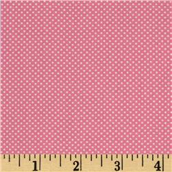 Moda Dottie Tiny Dots Pink