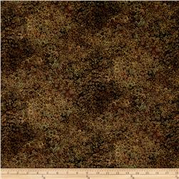 "Artisan Spirit Shimmer 108"" Wide Quilt Back Chocolate"