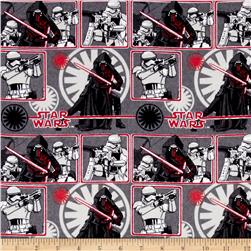 Star Wars The Force Awakens Flannel The Dark