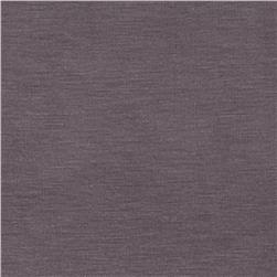 Rayon Spandex Jersey Knit Charcoal Purple