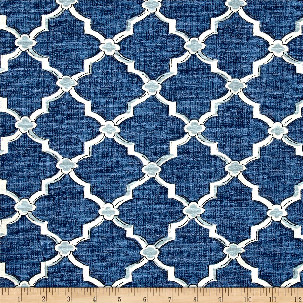 Swavelle/Mill Creek Ephrata Denim Fabric