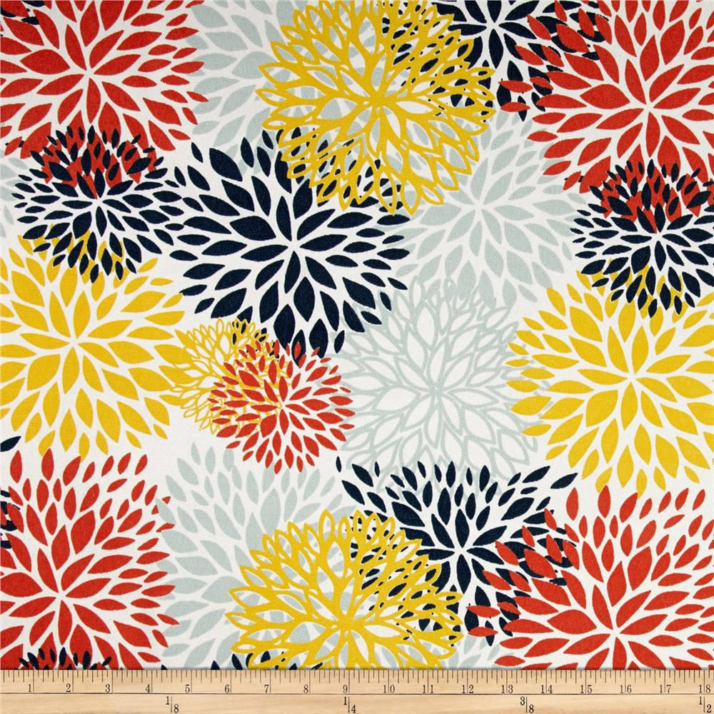 Premier Prints Indoor/Outdoor Blooms Perla