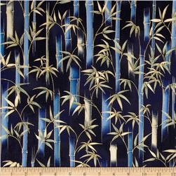 Imperial Collection Metallics Bamboo Indigo