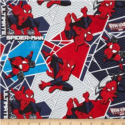 Marvel Ultimate Spider-Man Spider-Man Mosaic