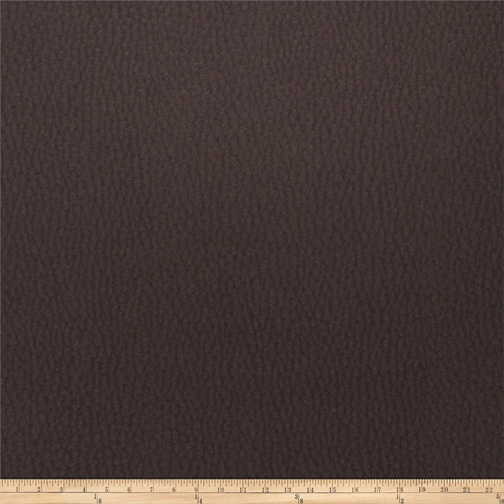 Trend 02041 Faux Leather Metallic Truffle