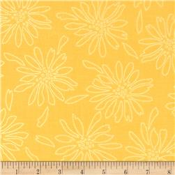 Pearl Essence Floral Yellow