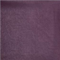 Fabricut 03343 Faux Leather Aubergine