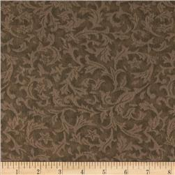 "110"" Wide Flannel Leaf Taupe"