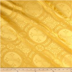 Clergy Brocade Gold