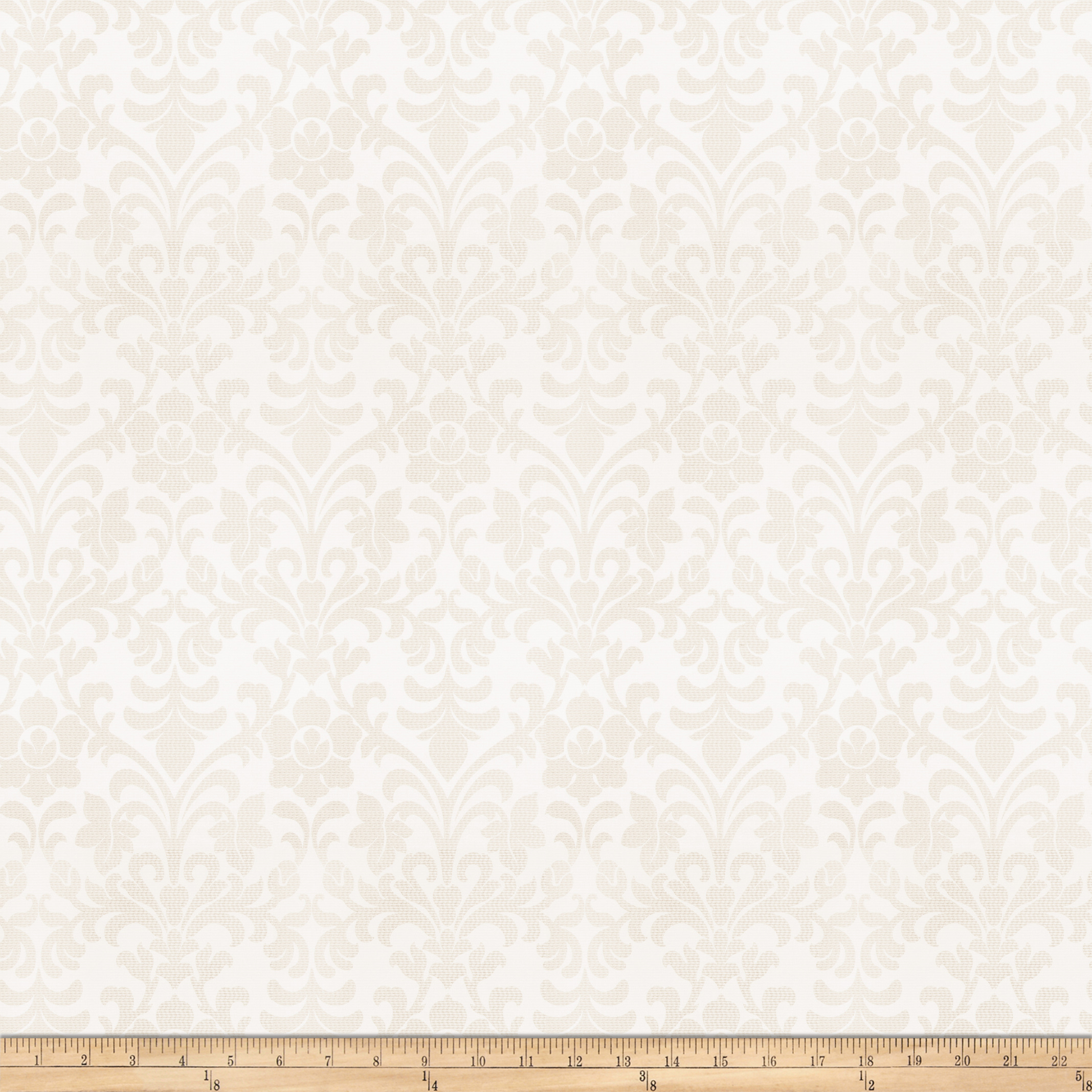 Trend_03238_Jacquard_White_Fabric