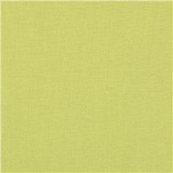 Cotton Supreme Solids Chartreuse