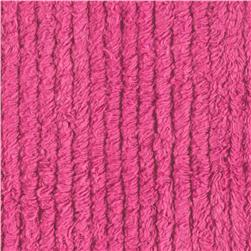 10 Ounce Chenille Hot Pink Fabric