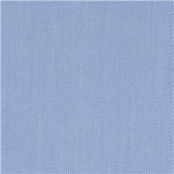 Cotton Nylon Twill Blue Fabric