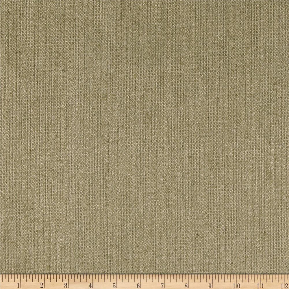 Robert Allen Promo Upholstery Tweed Chevron Putty