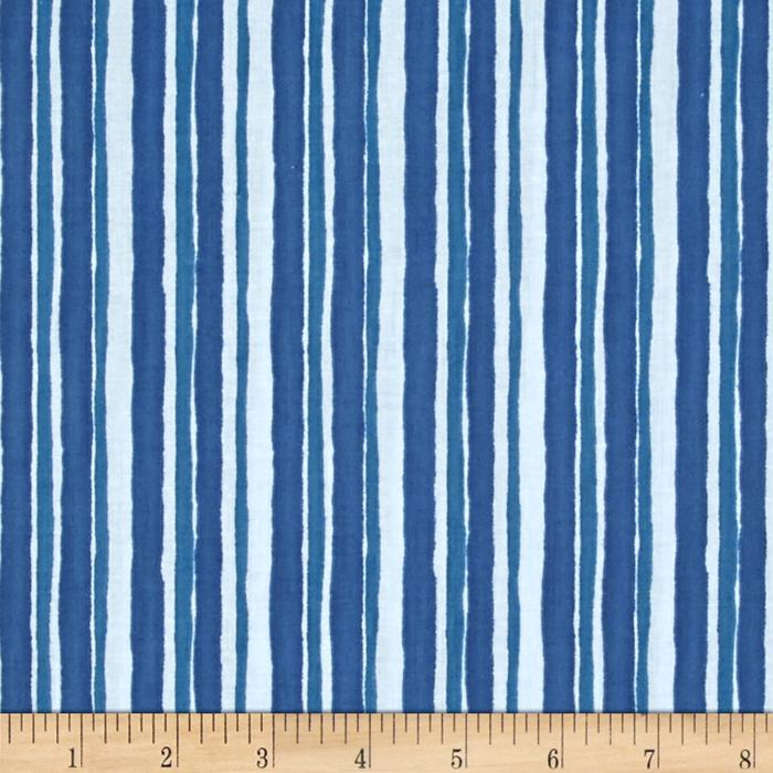 Creature Comforts Stripe Blue