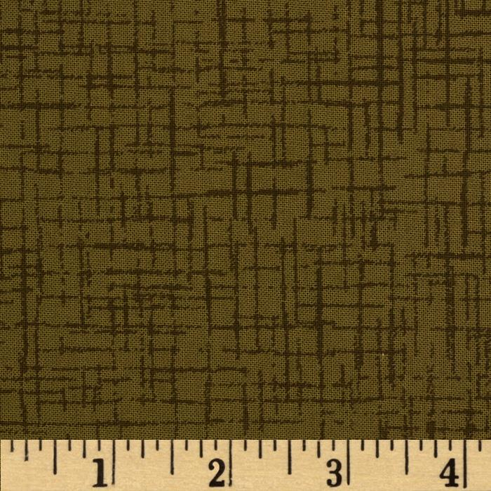 110 In. Wide Quilt Back Betula Olive