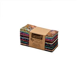 "Timeless Treasures Tonga Batik Zanzibar 6"" Strip Packs"