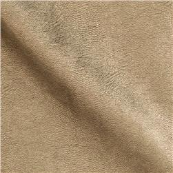 Perfection Fused Leather Gold Fabric