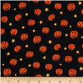 Witchful Thinking Pumpkins Black