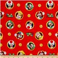 Nintendo Super Mario Mario Badges Multi