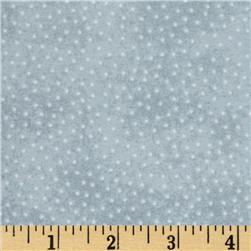 Comfy Flannel Micro Dot Grey