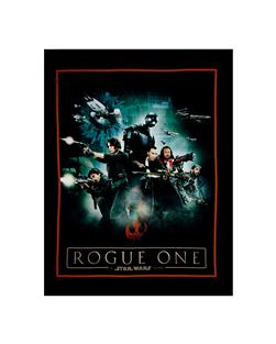 "Rogue One: A Star Wars Story Heroes 36"" Panel Multi"