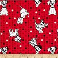 Disney Dalmatians Puppy Toss Red