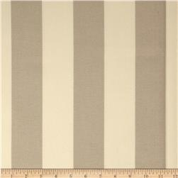 Textile Creations Indoor/Outdoor Wide Laguna Stripe Taupe