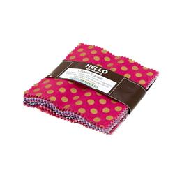 "Spot On Dress Up 5"" Charm Squares"