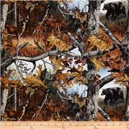 Realtree Woods Deer In Camo Multi