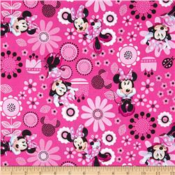 Disney Minnie Bowtique Minnie Allover Pink