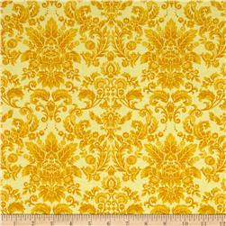 Botanica III The Royal Story Damask Gold