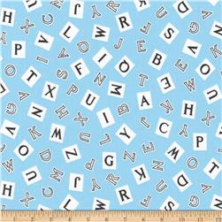 Kaufman My ABC Book Alphabet Blue