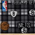 NBA Fleece Brooklyn Nets Black