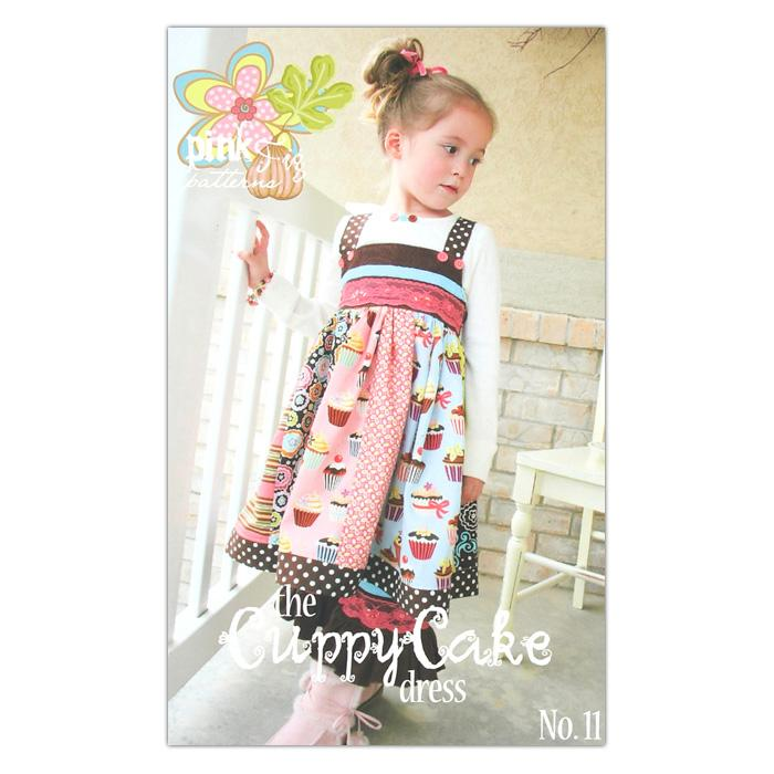 Designer Dress Patterns For Children Image Zoom