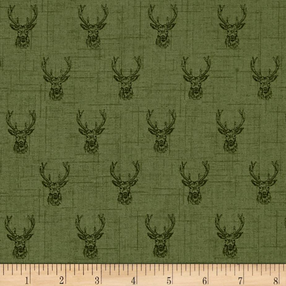 Balmoral Stags Head Green