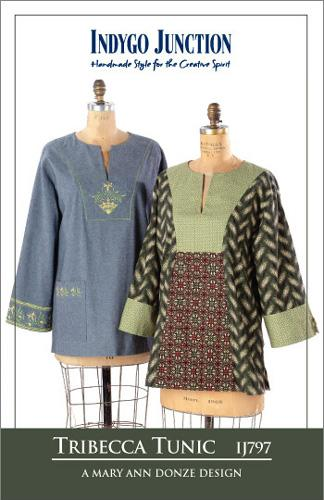 Indygo Junction Tribeca Tunic Pattern