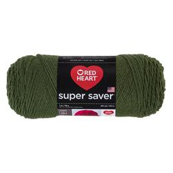 Red Heart Super Saver Yarn 406 Medium Thyme