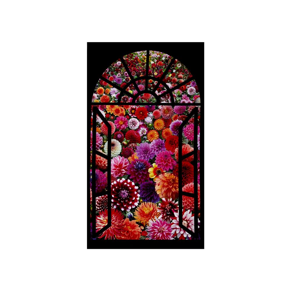 Digital Garden 24 In. Panel Black