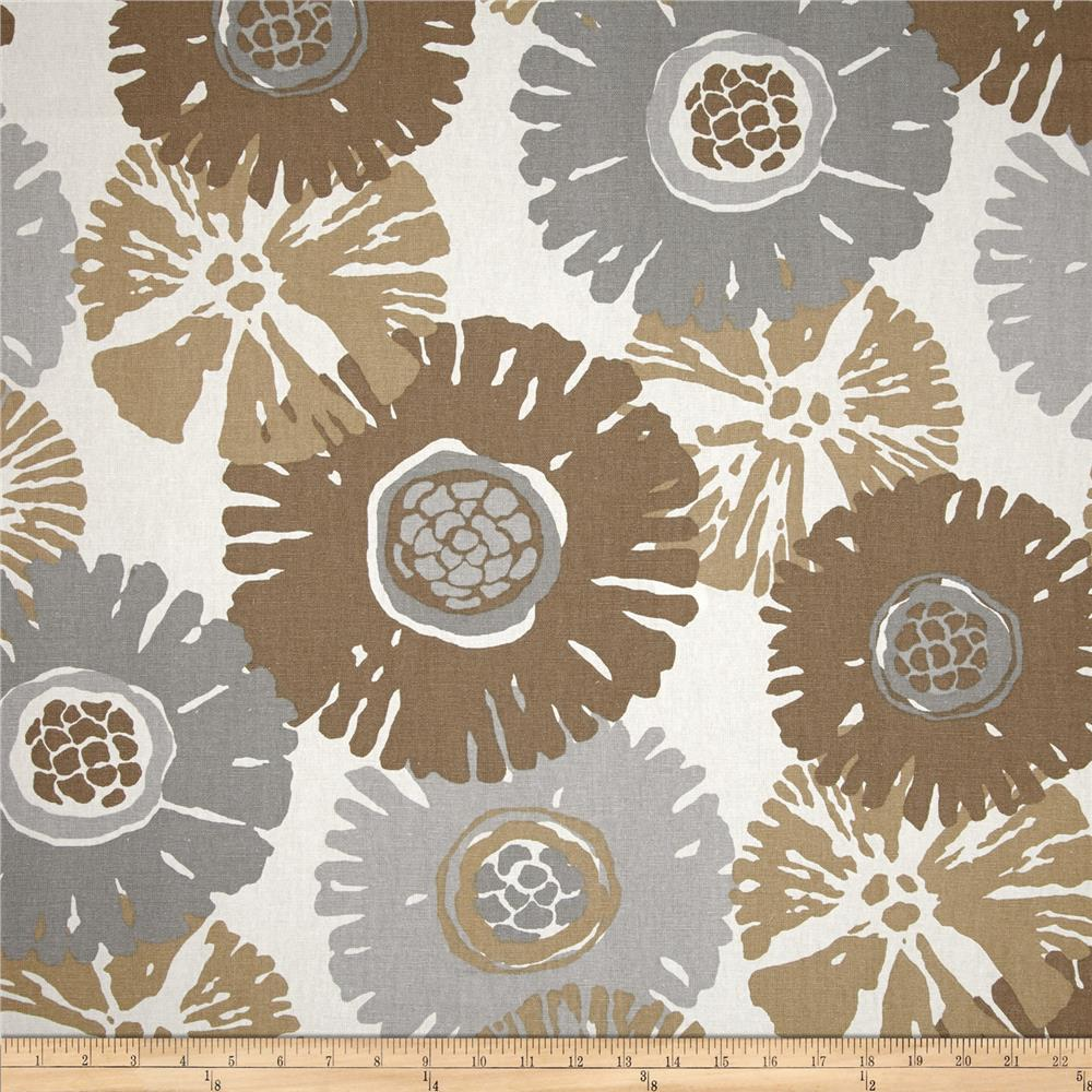 Magnolia Home Fashions Starburst Fossil