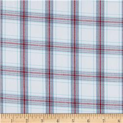 Kaufman Classic Threads Plaid Americana
