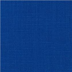 Andover Textured Solid Cobalt Fabric