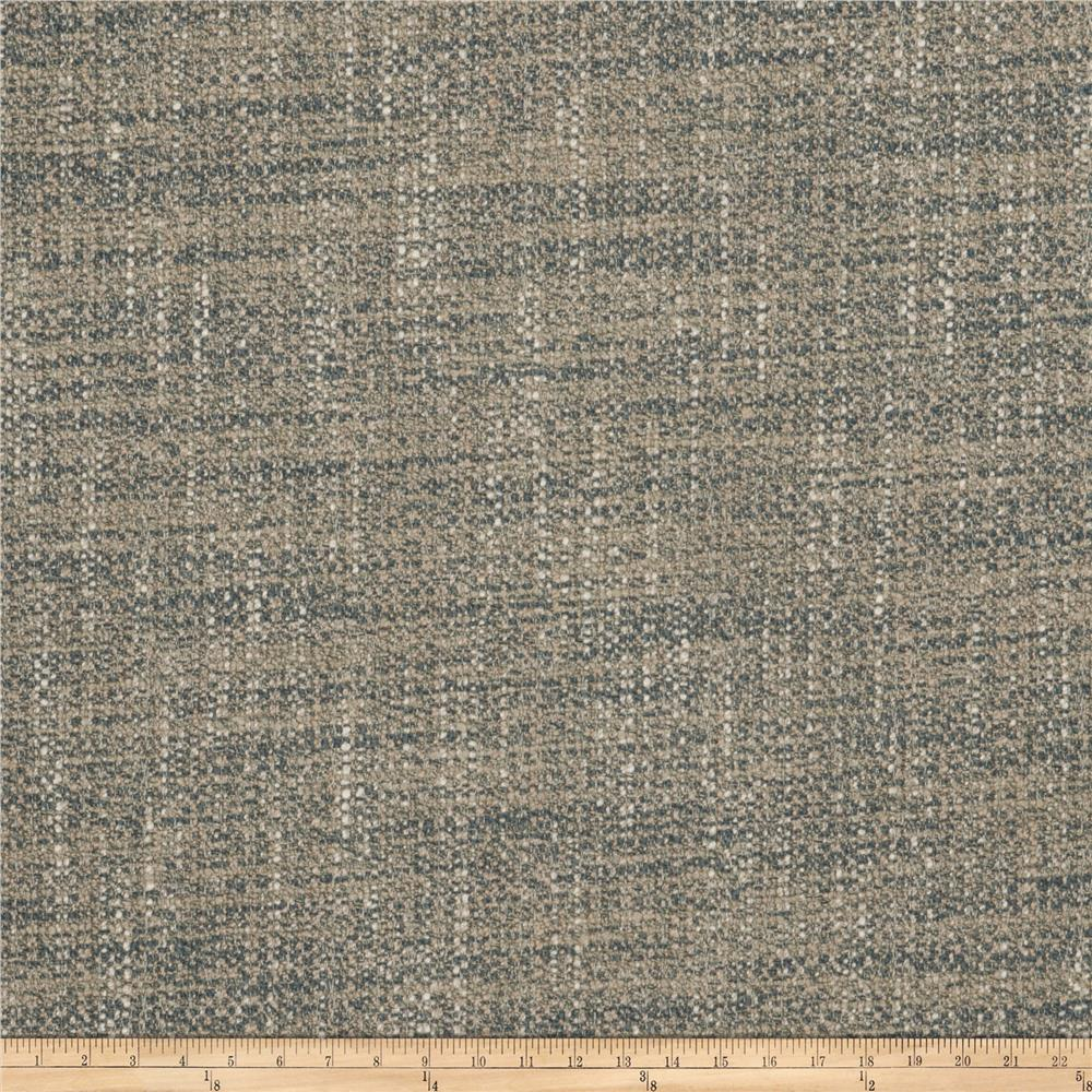 Fabricut Equilibrium Tweed Basketweave Seaside
