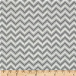 Anything Goes Basics Chevron Grey